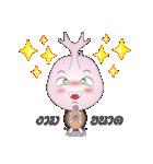 mini BUGGI Lanna(個別スタンプ:09)