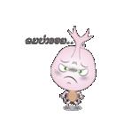 mini BUGGI Lanna(個別スタンプ:16)