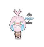 mini BUGGI Lanna(個別スタンプ:19)
