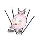 mini BUGGI Lanna(個別スタンプ:22)