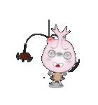 mini BUGGI Lanna(個別スタンプ:35)