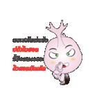 mini BUGGI Lanna(個別スタンプ:36)