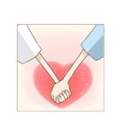Couple's sticker(個別スタンプ:08)