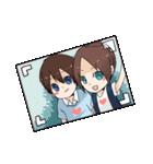 Couple's sticker(個別スタンプ:12)