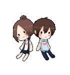 Couple's sticker(個別スタンプ:39)