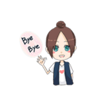Couple's sticker(個別スタンプ:40)