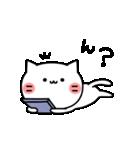 駄猫な日々(個別スタンプ:04)