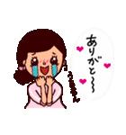kira☆kira 女子スタンプ(個別スタンプ:04)
