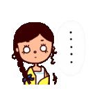 kira☆kira 女子スタンプ(個別スタンプ:18)