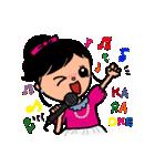 kira☆kira 女子スタンプ(個別スタンプ:26)