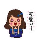 kira☆kira 女子スタンプ(個別スタンプ:34)