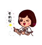 kira☆kira 女子スタンプ(個別スタンプ:37)