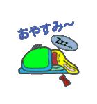 幸せを呼ぶ黄色いうさぎ ジャンピィ~(個別スタンプ:03)