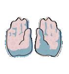 手は口ほどにモノを言う!(個別スタンプ:19)