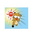 たぬきのドロン太くん vol.2 (改正版)(個別スタンプ:05)