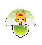 Autumn cats ~秋のパーティ!~(個別スタンプ:18)