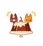 Autumn cats ~秋のパーティ!~(個別スタンプ:19)