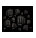 暗闇の手(個別スタンプ:28)
