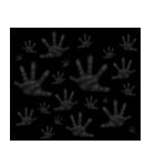 暗闇の手(個別スタンプ:35)