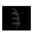 暗闇の手(個別スタンプ:36)