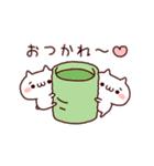 ぬこの団体芸!(個別スタンプ:02)
