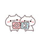 ぬこの団体芸!(個別スタンプ:05)