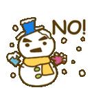 お絵かきガールズスタンプ3~冬ver.~(個別スタンプ:04)