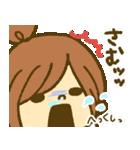 お絵かきガールズスタンプ3~冬ver.~(個別スタンプ:05)