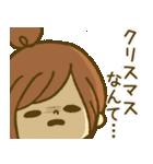 お絵かきガールズスタンプ3~冬ver.~(個別スタンプ:21)