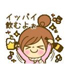 お絵かきガールズスタンプ3~冬ver.~(個別スタンプ:23)