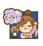 お絵かきガールズスタンプ3~冬ver.~(個別スタンプ:27)