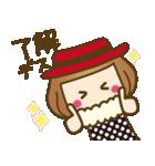 ベニちゃん2【合格.安産お守り有り】(個別スタンプ:02)