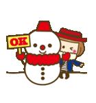 ベニちゃん2【合格.安産お守り有り】(個別スタンプ:03)