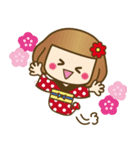 ベニちゃん2【合格.安産お守り有り】(個別スタンプ:31)