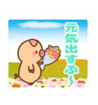 ぶーぶーちゃん その2(個別スタンプ:8)