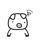 ぶーぶーちゃん その2(個別スタンプ:25)