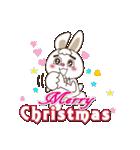 クリスマス&お正月の年賀状(個別スタンプ:33)