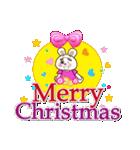 クリスマス&お正月の年賀状(個別スタンプ:36)