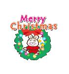 クリスマス&お正月の年賀状(個別スタンプ:38)