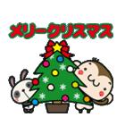 ゆるゆるもんちー8☆クリスマスあるある☆(個別スタンプ:36)