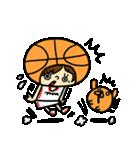 がんばれ!バスケットボール(個別スタンプ:07)