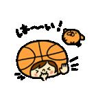 がんばれ!バスケットボール(個別スタンプ:23)