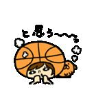 がんばれ!バスケットボール(個別スタンプ:29)