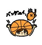がんばれ!バスケットボール(個別スタンプ:30)