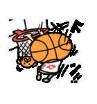 がんばれ!バスケットボール(個別スタンプ:35)