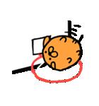 がんばれ!バスケットボール(個別スタンプ:39)