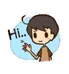Hey! Sweety(個別スタンプ:01)