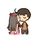 Hey! Sweety(個別スタンプ:08)