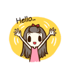 Hey! Sweety(個別スタンプ:09)