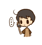 Hey! Sweety(個別スタンプ:18)